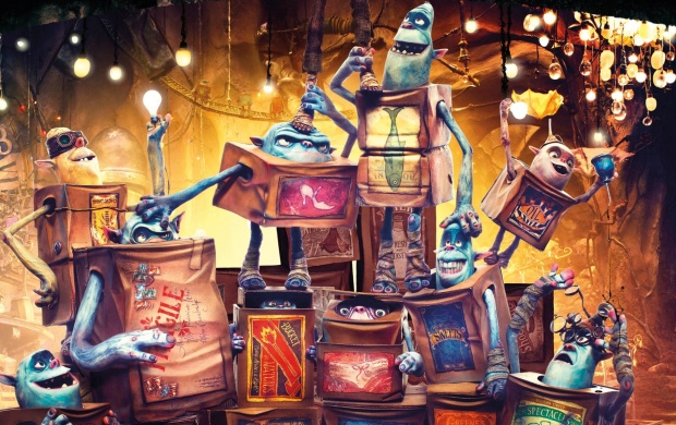 The Boxtrolls Movie Stills (click to view)