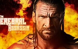 The Cerebral Assassin Triple H