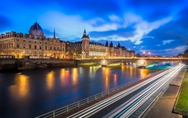 The Conciergerie Paris France