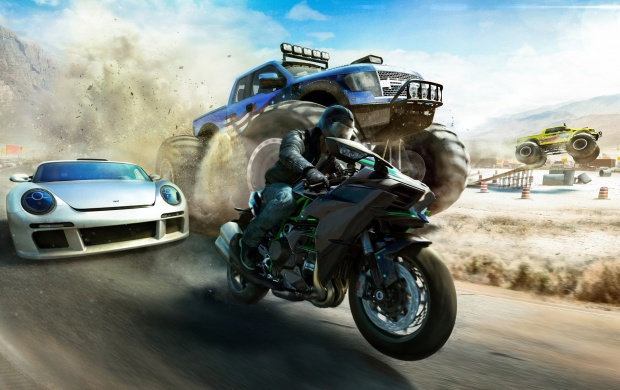 The Crew Wild Run Expansion 2015 (click to view)