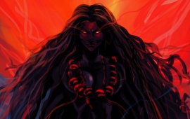 The Dark Mother Goddess Kali