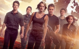 The Divergent Series Allegiant Movie