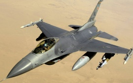 The F-16 Fighting Falcon