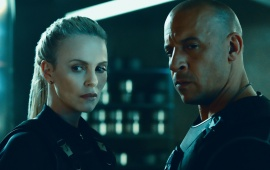 The Fate Of The Furious Movie Stills