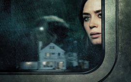 The Girl On The Train 4K Banner