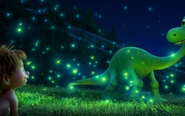 The Good Dinosaur 3D Animated