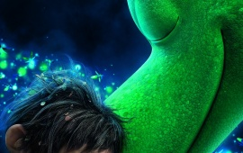 The Good Dinosaur Love