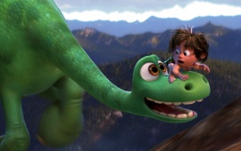 The Good Dinosaur Movie Stills
