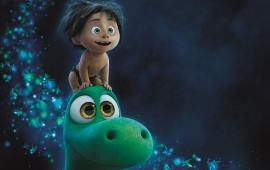 The Good Dinosaur Poster 2