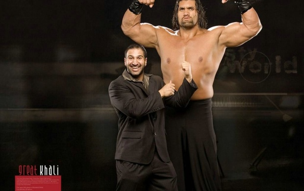The Great Khali (click to view)