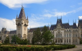 The Great Palace IASI Romania