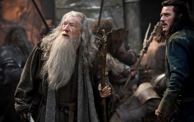 The Hobbit: The Battle Of The Five Armies 2014 (click to view)