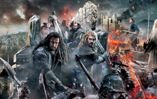 The Hobbit: The Battle Of The Five Armies Characters (click to view)