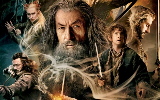 The Hobbit: The Desolation Of Smaug Hollywood Movie (click to view)