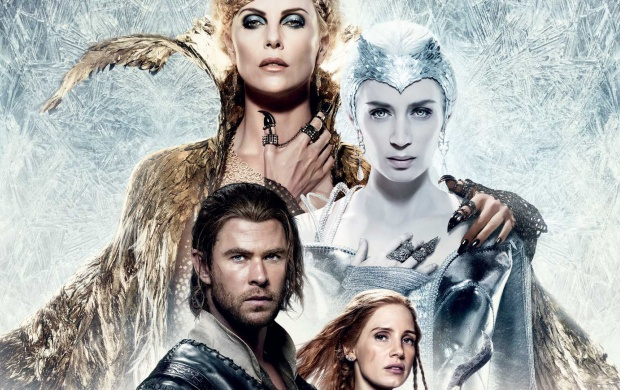 The Huntsman Winter's War Poster (click to view)