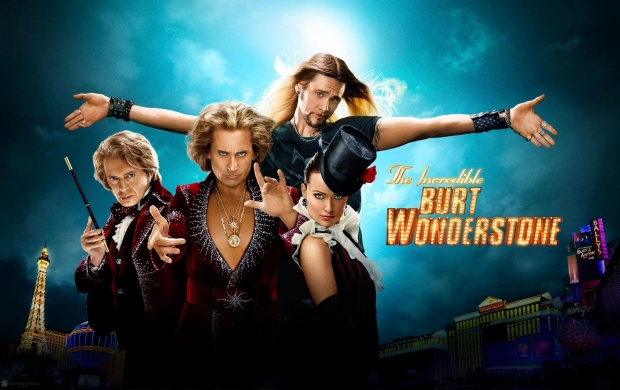 The Incredible Burt Wonderstone (2013) (click to view)
