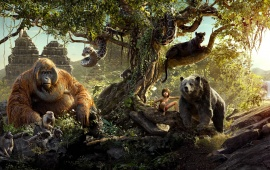 The Jungle Book Animals