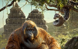 The Jungle Book Movie Animals