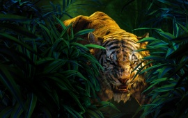 The Jungle Book Shere Khan