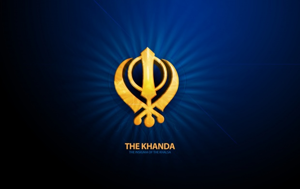 The Khanda (click to view)
