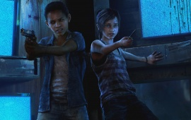 The Last Of Us Left Behind Game