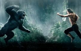 The Legend Of Tarzan War