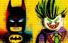 The Lego Batman And Jokar