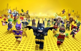 The LEGO Batman Movie 2017 4K