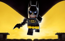 The Lego Batman Movie 4K Poster