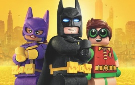 The Lego Batman Movie Superhero Poster
