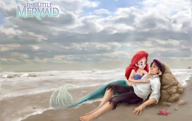 The Little Mermaid Cartoon (click to view)