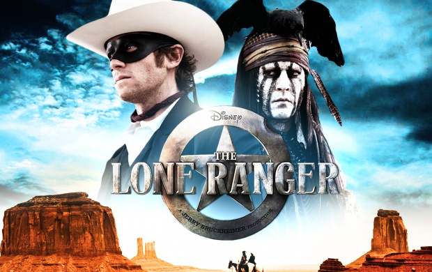 The Lone Ranger 2013 (click to view)