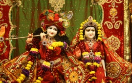 The Lord Krishna Temples Iskcon