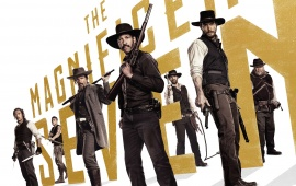 The Magnificent Seven 2016 Poster