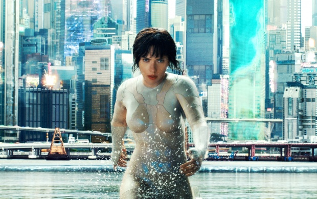 The Major Ghost In The Shell (click to view)