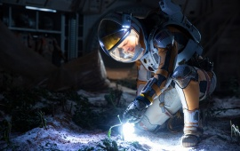 The Martian Movie Stills