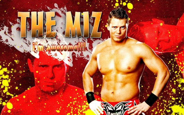 The Miz I' m Awesome (click to view)