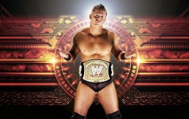 The Miz Wrestler