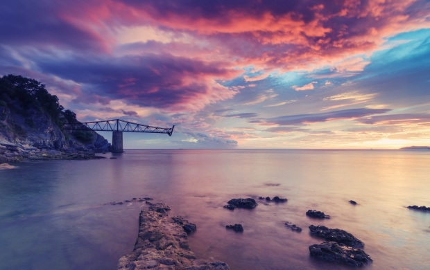 Beautiful Ocean Views the most beautiful sunrise wallpapers