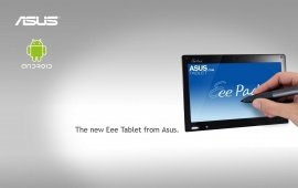 The New Tablet From Asus