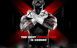 The Next Revolution Is Coming CM Punk