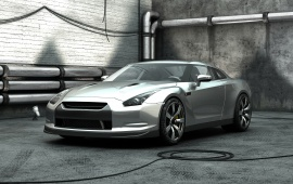 The Nissan GTR IV