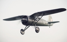 The PZL P11 Fighter Aircraft