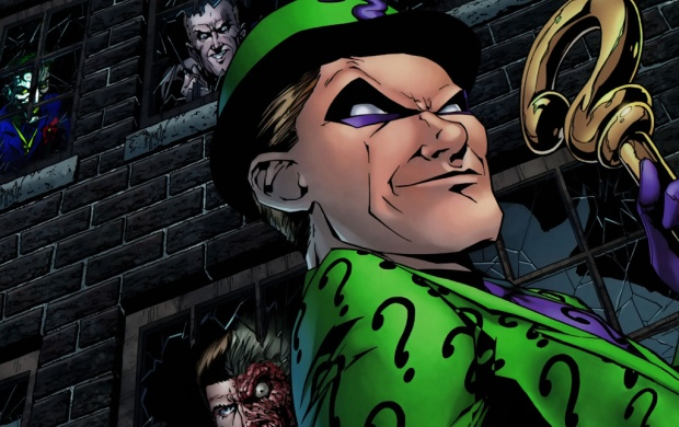 The Riddler (click to view)