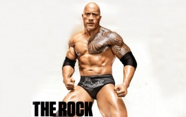The Rock WWE Magazine