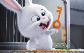 The Secret Life Of Pets Snowball