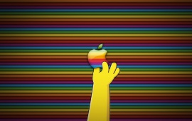 The Simpsons Apple