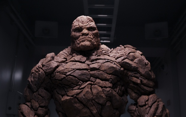 The Thing Fantastic Four (click to view)