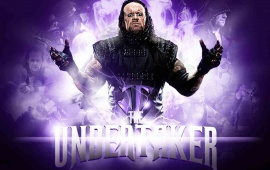 The Undertaker Angry Face
