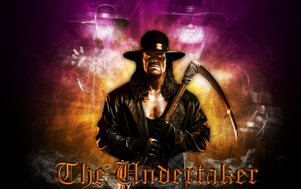 The Undertaker Reaper WWE (click to view)
